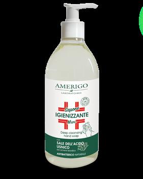 Sapone Igienizzante Mani 400ml Amerigo