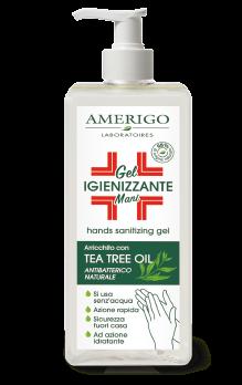 Gel Igienizzante Mani 250ml Amerigo