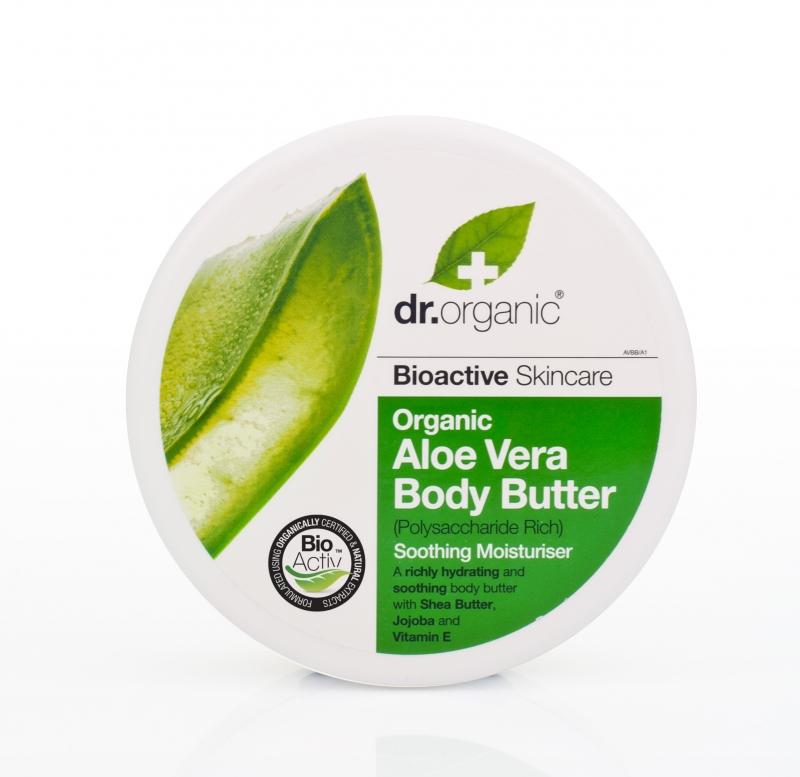 Aloe Vera Body Butter Burro Corpo Dr.Organic