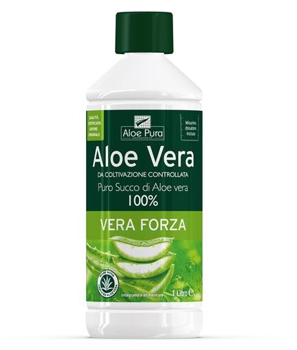 Puro Succo di Aloe Vera 100% Optima Naturals
