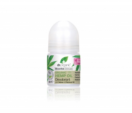 Deo Roll On Hemp Oil Dr.Organic