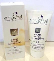 CC Cream Crema Ottica Illuminante Oficine Cleman