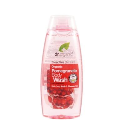 Bagno Doccia Pomegranate-Melagranata Dr.Organic