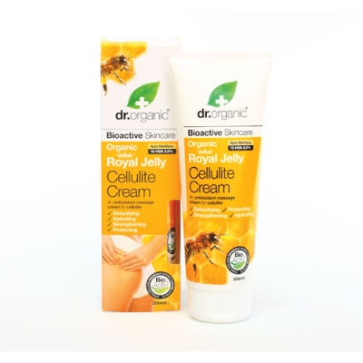 Crema Cellulite Royal Jelly Dr.Organic
