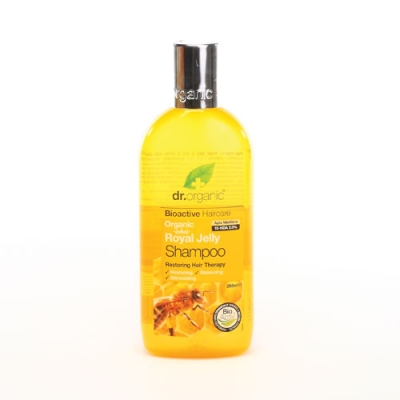 Shampoo Royal Jelly Pappa Reale Dr. Organic