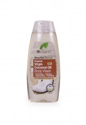 Bagno Doccia Coconut Oil Dr.Organic
