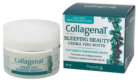 Collagenat Crema Viso Sleeping Beauty Pharmalife