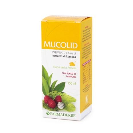 Mucolid Sciroppo 150ml Farmaderbe