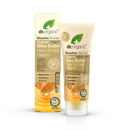 Shea Butter Crema Mani e Unghie Dr.Organic