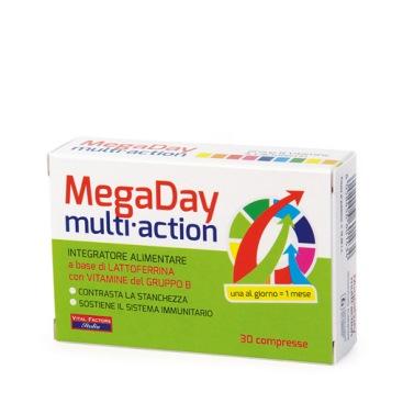 Mega Day Multi Action Vital Factors