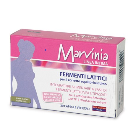 Marvinia Fermenti Lattici Vital Factors Italia