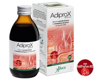 Adiprox Advanced Concentrato Fluido Aboca