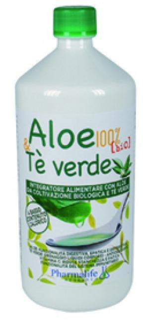 Aloe 100% bio & Te Verde Pharmalife
