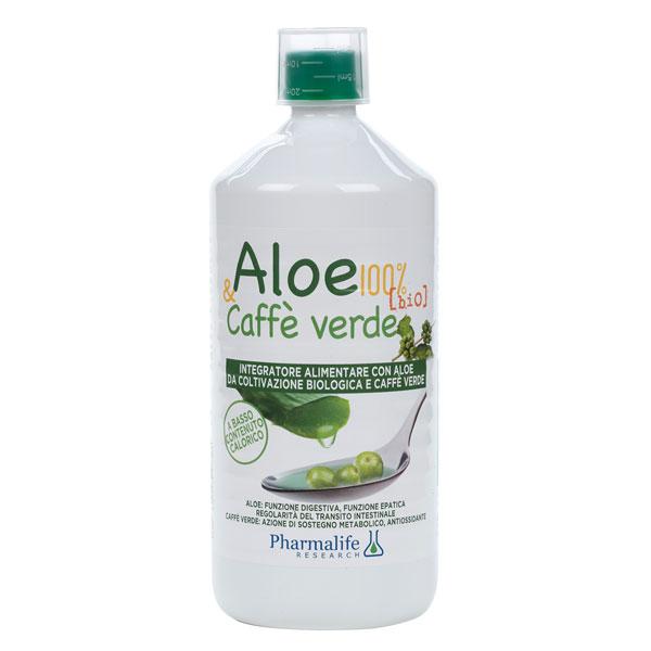Aloe Bio & Caffe Verde 1L Pharmalife