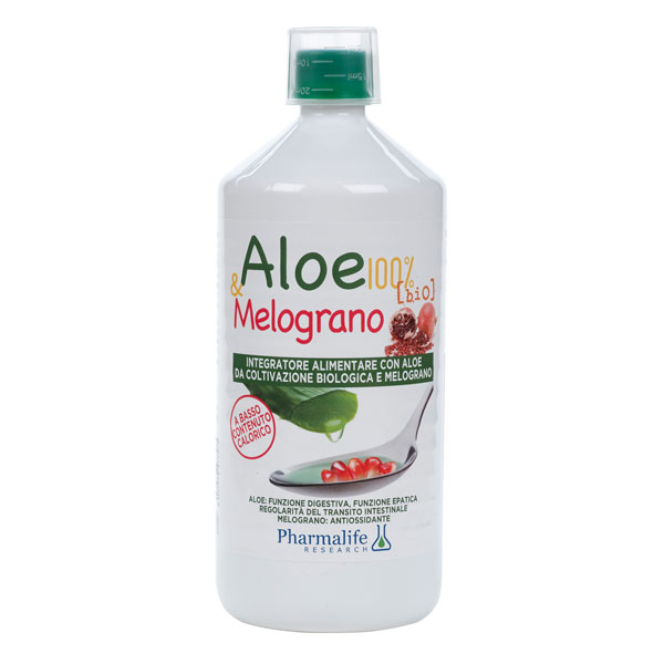 Aloe Bio e Melograno 1L Pharmalife