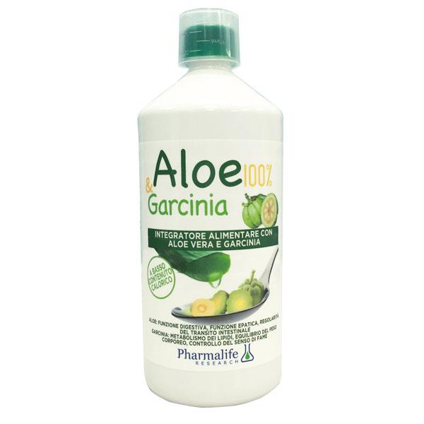 Aloe 100% Bio & Garcinia Pharmalife