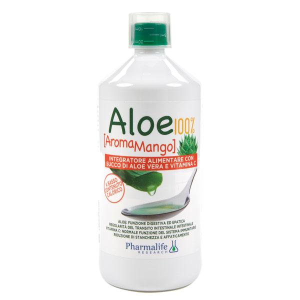 Aloe 100% bio aroma mango Pharmalife