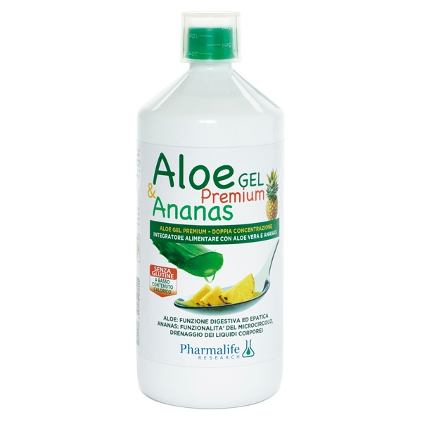 Aloe Gel Premium & Ananas Pharmalife