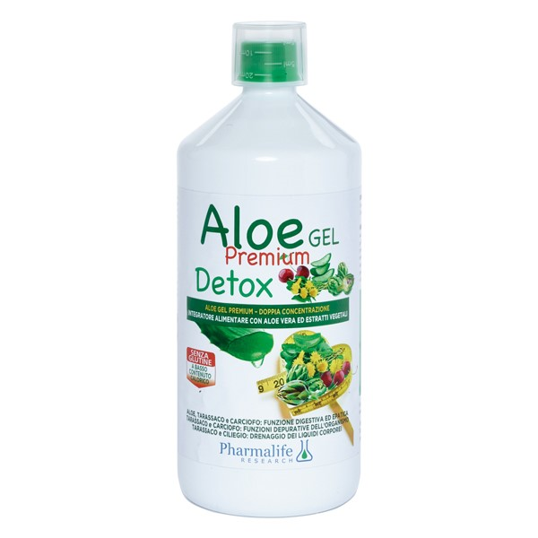 Aloe Gel Premium Detox Pharmalife