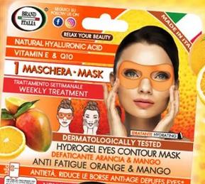 Maschera Contorno Occhi anti-fatica Brand Italia