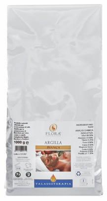 Argilla bianca 1Kg Flora Pisa