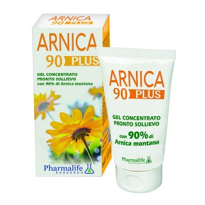 Arnica Plus 90% Gel Concentrato Pharmalife