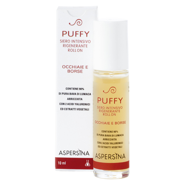 Aspersina Puffy Siero Roll On 10 ml Occhiaie e Borse Pharmalife