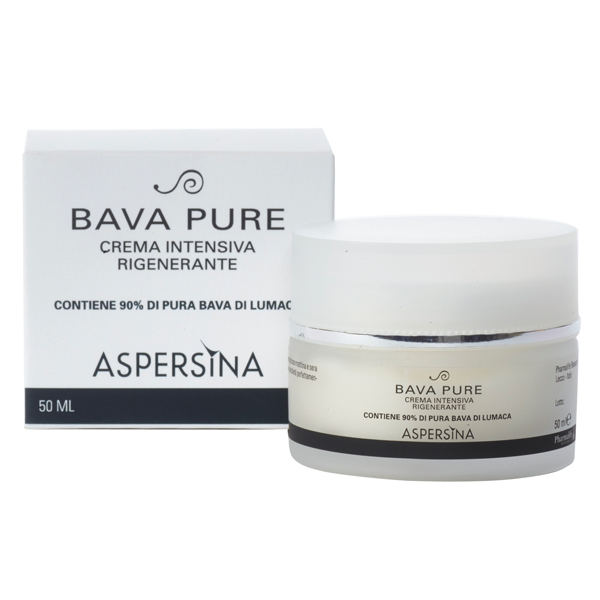 Aspersina Bava Pure Crema 50 ml  Pharmalife