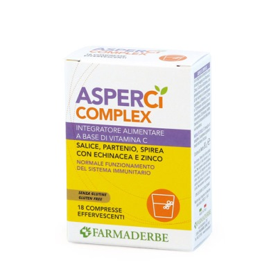 Asper Ci Complex 18cpr Farmaderbe