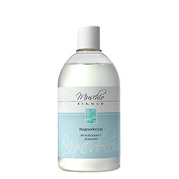 Bagno doccia 500ml muschio bianco amerigo prodotti per - Prodotti per il bagno ...