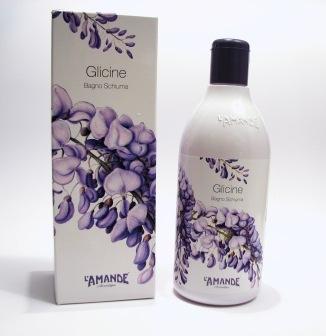Bagno Schiuma Glicine L