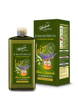 Bagno doccia oliva e lavanda huilerie prodotti per il bagno - Prodotti per il bagno ...
