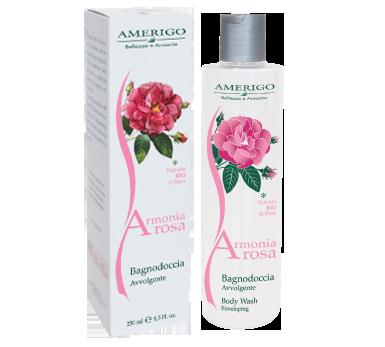 Bagnodoccia Armonia Rosa Amerigo