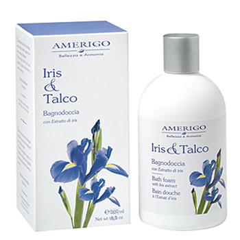 Bagnodoccia Iris & Talco Amerigo