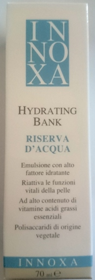 Hydrating Bank 70ml Innoxa