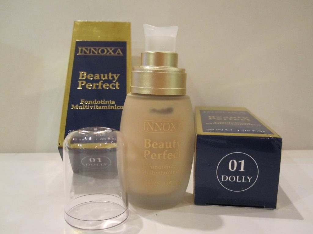 Innoxa Beauty Perfect 01 Dolly Fondotinta Multivitaminico