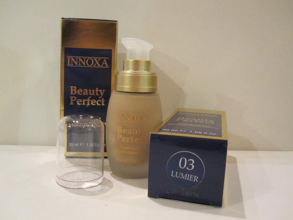 Innoxa Beauty Perfect 03 Lumier Fondotinta Multivitaminico
