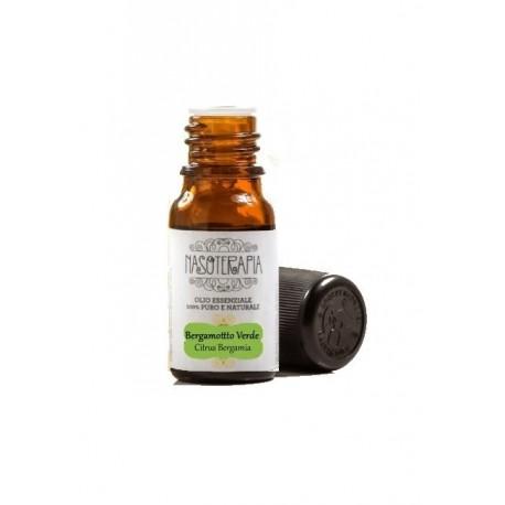 Olio Essenziale Bergamotto Verde Nasoterapia
