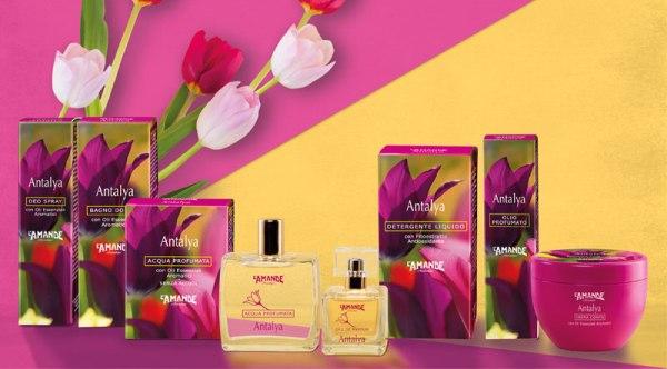 Eau de Parfum Antalya L'Amande