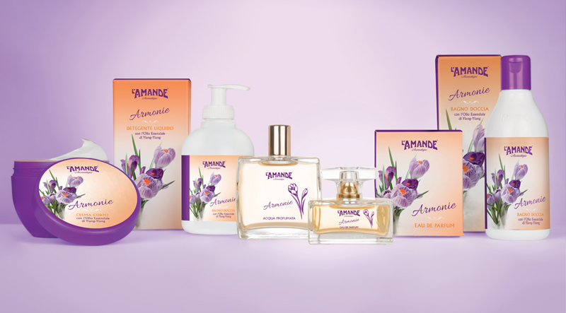 Eau De Parfum Armonie L'Amande