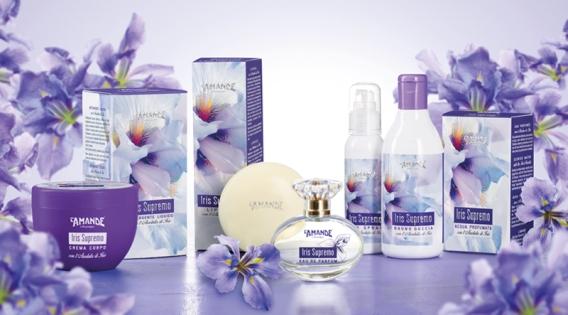 Detergente Liquido Iris Supremo L'Amande