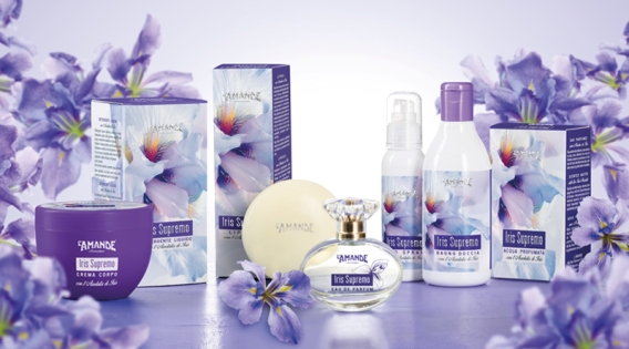Eau De Parfum Iris Supremo L'Amande