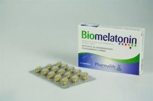 BioMelatonin 15 compresse Pharmalife