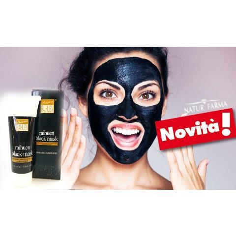 Black Mask Maschera Nera Raihuen