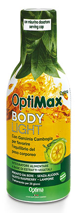 Optimax-Body Light 500ml Optima Naturals