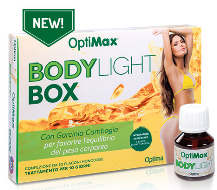 Optimax-Body Light Flaconcini Optima Naturals