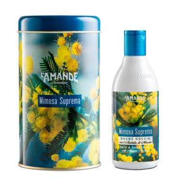 Bagno Doccia Mimosa Suprema L'Amande