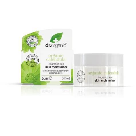 Crema Calendula Dr.Organic Skin Moisturiser