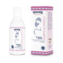 Shampoo Doccia Corpo e Capelli Mamma L'Amande