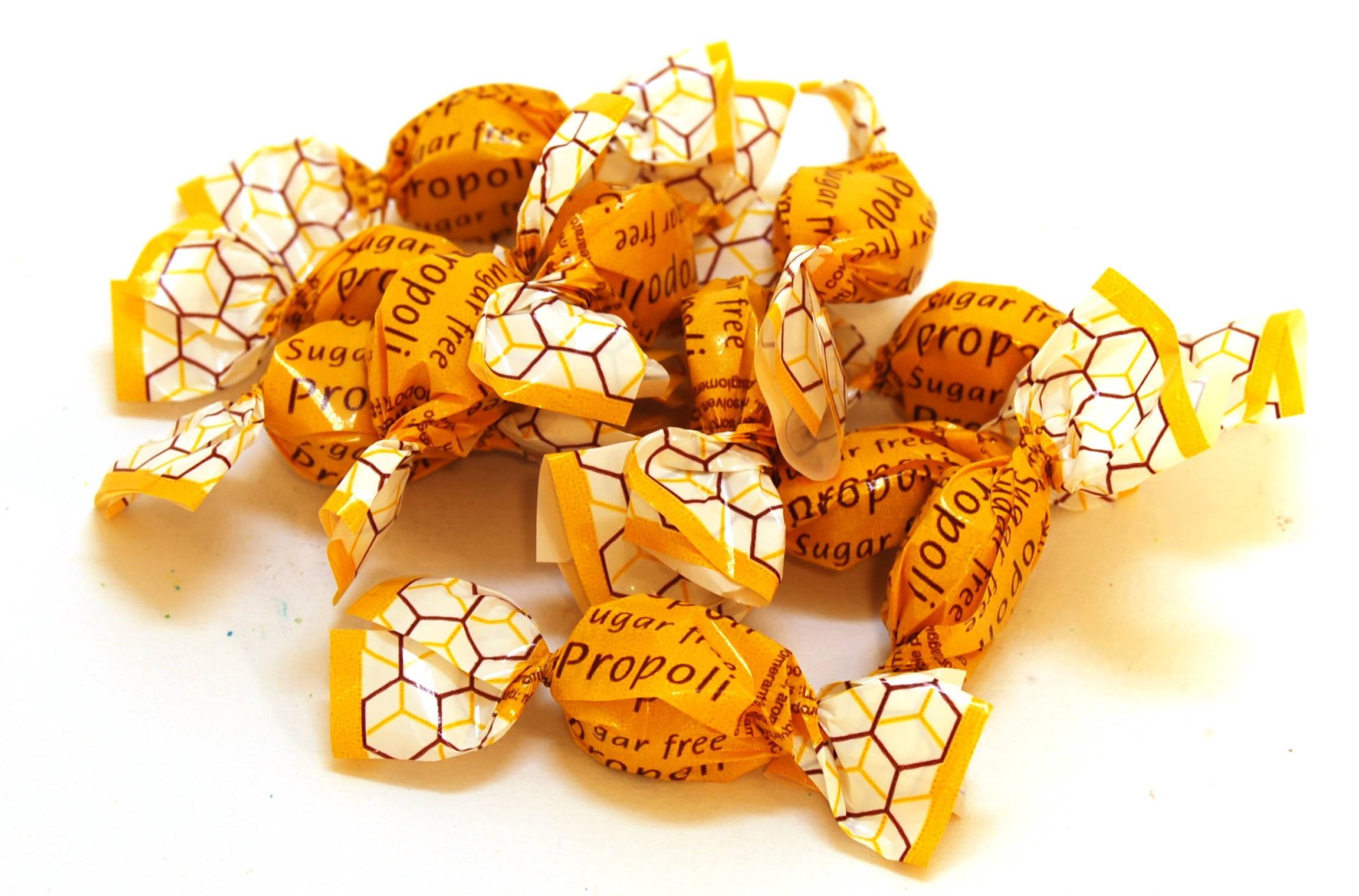 Caramella Lietta Propoli Senza Zucchero